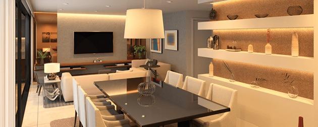 Omega Rio Manhattan - Futuro Lançamento residencial na Rua Uçá,  Jardim Guanabara. – Ilha do Governador, Cadastre-se! Apartamentos com 4 suítes e 3 vagas na garagem.