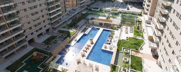 Park Premium Recreio Residences - Apartamentos com 3 quartos de 79m² até 97m² com até duas suítes à venda no Recreio dos Bandeirantes.