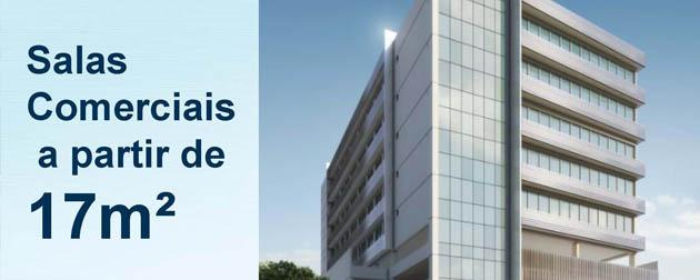 Passeio Empresarial - Salas comerciais com possibilidade de junções de Espaços à venda em Campo Grande, Rua Campo Grande, Zona Oeste - Rio de Janeiro - RJ