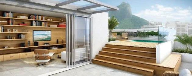 Platinum Artur Ramos - Exclusivos Apartamentos 2 Suítes à venda no Leblon, Rua Professor Artur Ramos, Zona Sul - RJ.