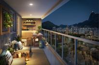 Rio de Janeiro, RJ - Empreendimento na melhor localização de Botafogo, apartamentos 3 e 2 quartos com 2 suítes e vaga de garagem.