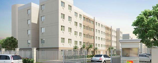 Reserva da Praia Residencial - Apartamentos de 2 e 3 quartos à venda em Vargem Pequena, Estrada dos Bandeirantes, Rio de Janeiro - RJ.
