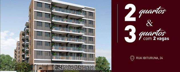 RIO TOWERS | Apartamentos 3 e 2 quartos com lazer completo e Segurança na Tijuca, Zona Norte - RJ.