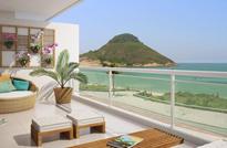 Apartamentos de 2 quartos e coberturas de até de 3 quartos com belíssima vista do mar à venda no Recreio dos Bandeirantes, Rio de Janeiro - RJ.