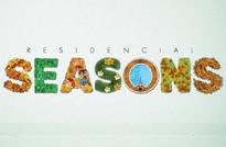 Residencial Seasons - Apartamentos de 3 e 2 quartos com suíte, varanda e lazer completo à Venda na Curicica, Rio de Janeiro - RJ.