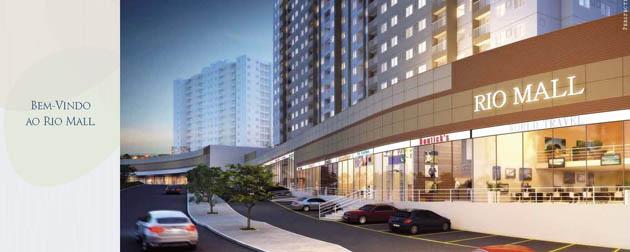 Rio mall centro de conveni ncia rio parque lojas em for Hoteis zona centro com piscina interior