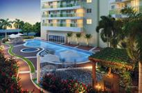 Residencial com Serviços, apartamentos de 2 quartos à venda na Barra, Rio de Janeiro