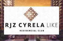 RJZ Cyrela Like - Apartamentos 2 e 3 quartos à Venda na Região Olímpica da Barra, Estrada Coronel Pedro Correa, Zona Oeste - RJ. RJZ Cyrela