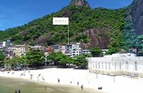 Rocca Urca - Apartamentos de 2 e 3 Suítes Junto à encosta e com uma vista privilegiada na Urca, Av. São Sebastião, Zona Sul do Rio de Janeiro.. Apartamentos