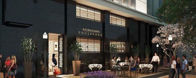 Rosário 1 Office Center - Empreendimento comercial Retrofit com quatorze pavimentos e lajes de amplos espaços no centro do Rio de Janeiro.