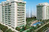 Barra Mais - Apartamentos 3 e 2 Quartos a venda na Barra da Tijuca, Rua Aroazes, Rio de Janeiro - RJ. Zona Oeste