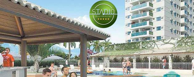 Stadio Residencial - Apartamentos de 3 e 4 quartos  à Venda na Rua das Oficinas, 174 - Engenho de Dentro, Rio de Janeiro - RJ.