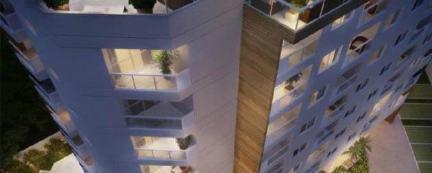 Studio 6677 Design Apartments e Services - Residencial com serviços na Região Olímpica, Apartamentos 1 quarto em frente ao Projac, Barra da Tijuca, Construtora MDL. Suítes em condomínio com infraestrutura de lazer e serviços.