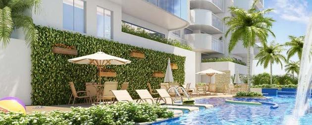 Supreme Elegance - Apartamentos de 3, 4 e 5 quartos a venda na Freguesia, Jacarepaguá. Localizado na Rua Joaquim Pinheiro, na área mais nobre da Região.