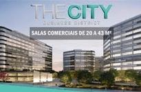The City Business - Lojas, salas comerciais, Espaços Corporativos e Hotel à Venda na Barra da Tijuca, Avenida Abelardo Bueno, Rio de Janeiro - RJ. Centro Metropolitano Barra da Tijuca