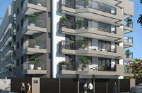 Type Tijuca Residences - Exclusividade em um único bloco na Tijuca, Zona Norte - RJ. Apartamentos 2 quartos com suíte, varanda e lazer completo ao ar livre na cobertura.