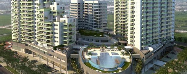 Union Mall - Union Square Brookfield Place - Lojas à Venda no Union Square Brookfield Place Barra da Tijuca - Rio de Janeiro - RJ