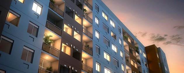 Up Barra Condomínio Clube - Apartamentos 3 e 2 Quartos à Venda em Jacarepaguá, Estrada do Engenho D'Água, Zona Oeste - Rio de Janeiro - RJ.