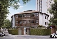 Venâncio Flores | Apartamentos de 4 quartos All suítes no Leblon, Zona Sul - RJ.