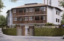 Venâncio Flores - Apartamentos de 4 quartos e 4 suítes no Leblon, Av. Visc. de Albuquerque, Zona Sul - RJ.. Mozak