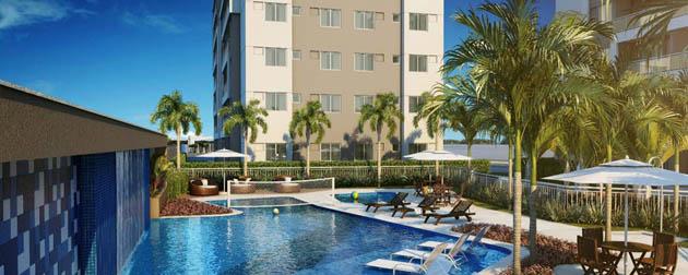Boa Hora Imobiliária | Apartamentos 3 e 2 Quartos com Suíte e Suíte Duo à venda no Camorim, Estrada do Camorim, Jacarepaguá - Zona Oeste, Rio de Janeiro - RJ