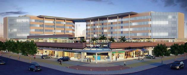 Boa Hora Imobiliária | Lojas e Salas Comerciais (Escritórios) à Venda no Recreio dos Bandeirantes - Condomínio Bairro Reserva Américas, Rio de Janeiro - RJ.