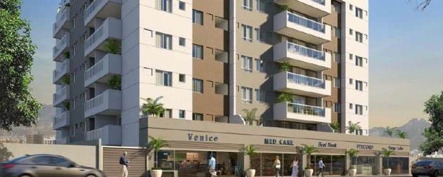 Vila Bela Residências - Apartamentos 3 e 2 Quartos à venda em Vila Isabel, Zona Norte - Rio de Janeiro - RJ