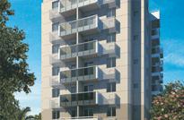 Apartamentos de 2 quartos com suíte e coberturas duplex de 3 quartos com até 2 suítes à Venda na Praça Seca.