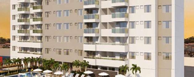 Viva Penha Clube Condominio - Apartamentos 3 e 2 Quartos à venda na Penha, Rua Quito, 226, Rio de Janeiro