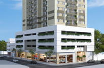 Apartamentos 3 e 2 Quartos à venda no Centro de Nilópolis, Estrada Mirandela, RJ.