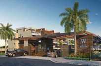 Im�veis � Venda RJ | West Vintage Residence and Service - Apartamentos Tipo e Garden de 3, 2 e 1 Quartos e Penthouses (Coberturas) de 4, 3, 2 e 1 Quartos com a comodidade de um Residencial com Servi�os � venda no Recreio dos Bandeirantes, Rio de Janeiro - RJ