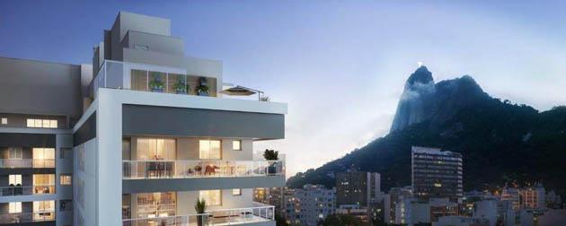 RIO TOWERS | Apartamentos 3 e 2 Quartos à Venda em Botafogo, Rua Real Grandeza, Zona Sul - RJ