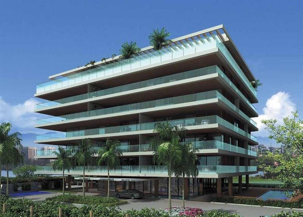 Grand Hyatt Residenc Fachada Diurna