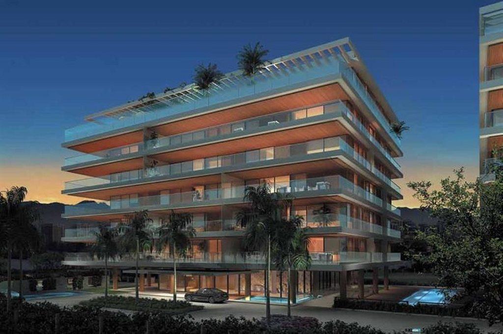 Grand Hyatt Residences Fachada Noturna