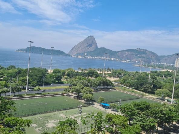 Insight Praia do Flamengo Vista Pao de Acucar