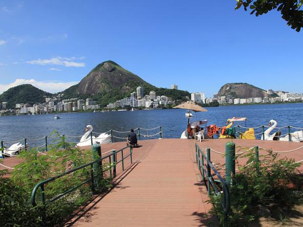 Lineu Lagoa Vista Diurna