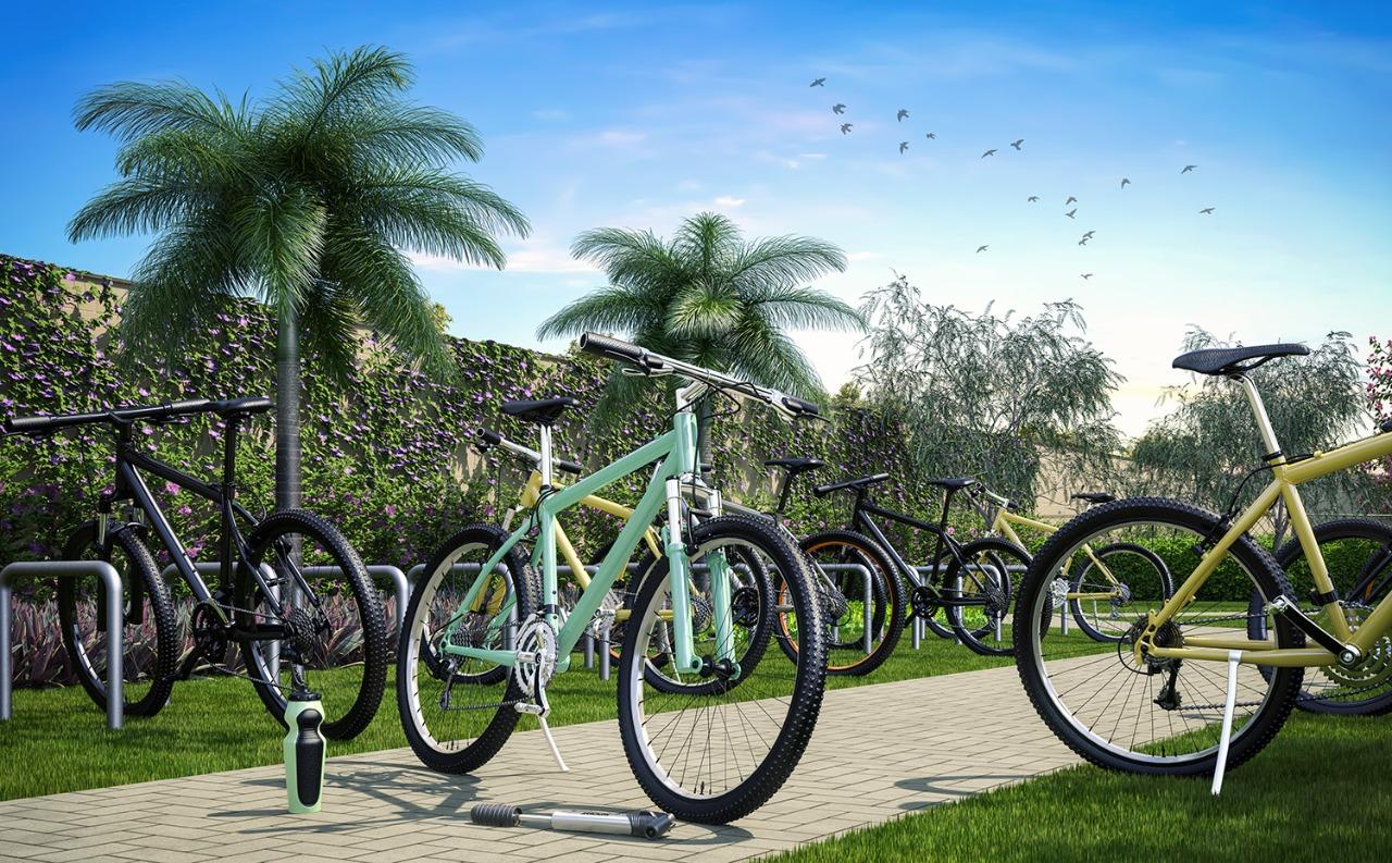 Apogeu Barra Bicicletario